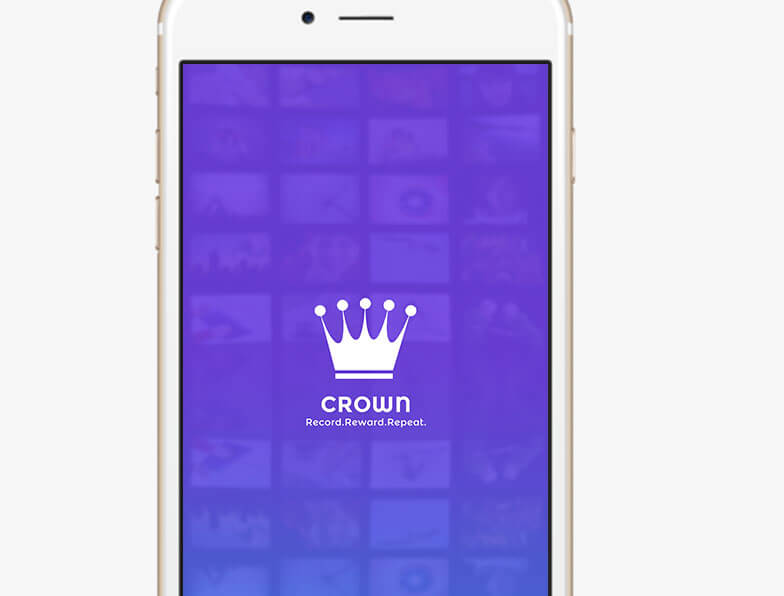 Crown - Hiteshi Portfolio