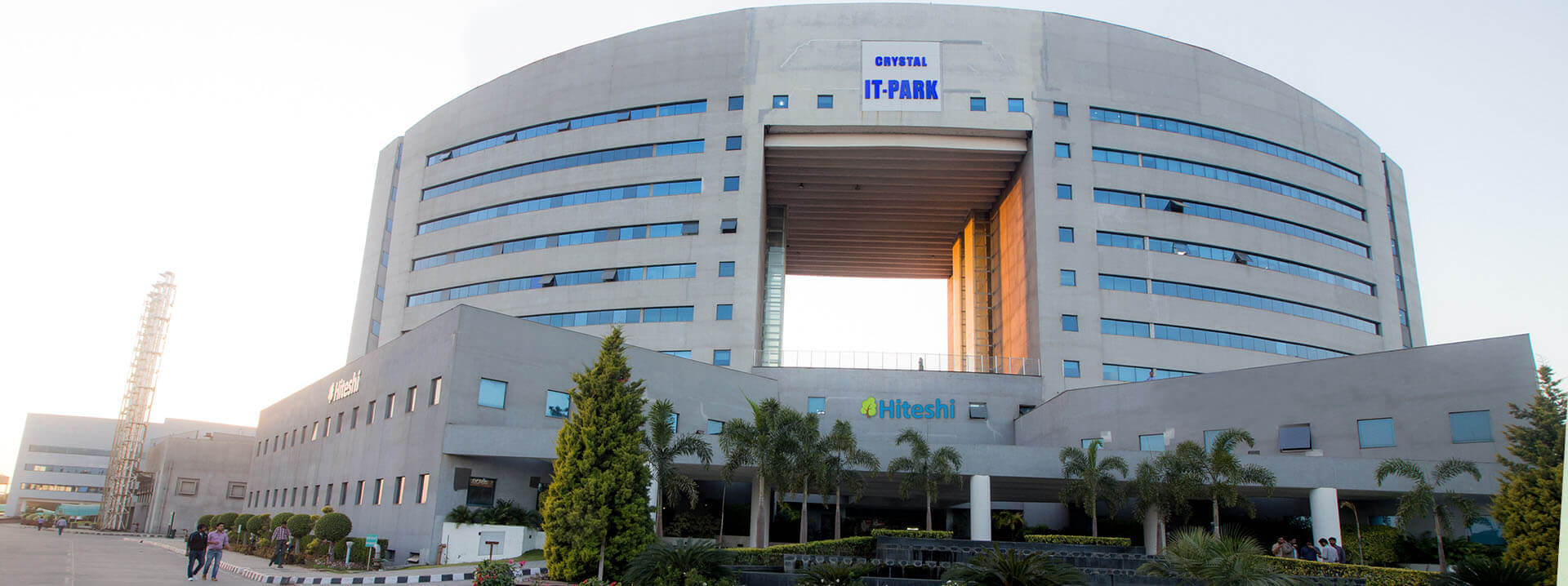 Crystal IT Park - Indore - Hiteshi