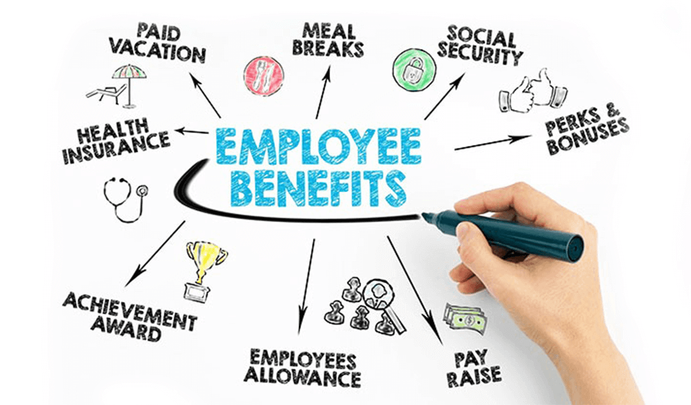 Employee Benefits At Hiteshi