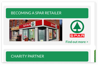 SPAR - Screen 1 - Hiteshi Portfolio